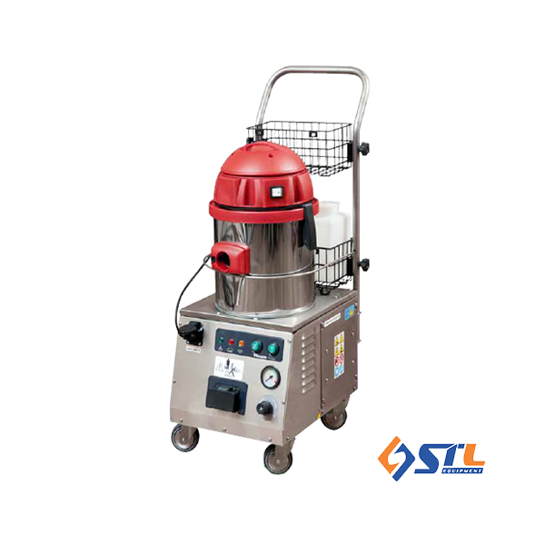 Máy Rửa Hơi Nước Nóng Menikini Steam max Vacuum