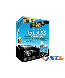 bo danh bong kinh o to meguiars g8800 perfect clarity glass kit