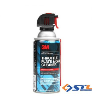 dung dich ve sinh bo che hoa khi va buom ga 3m throttle plate and carb cleaner 08866 241g