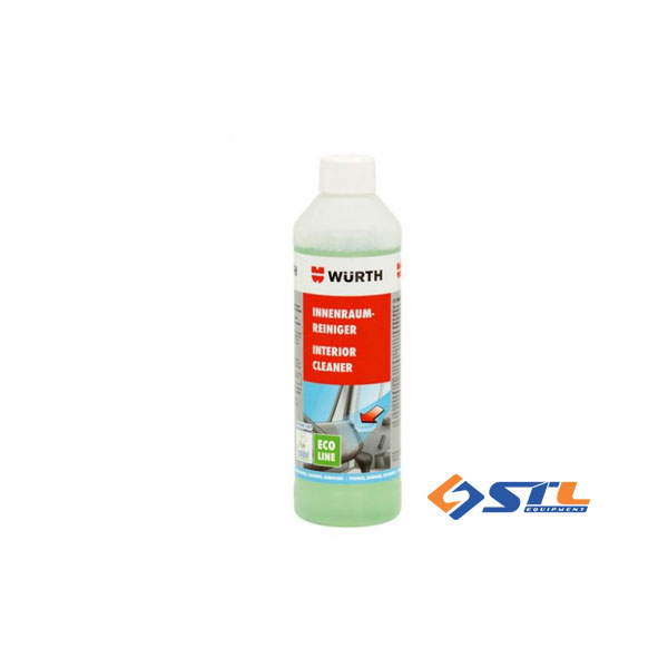dung dich ve sinh no that wurth interior cleaner eco line 500ml