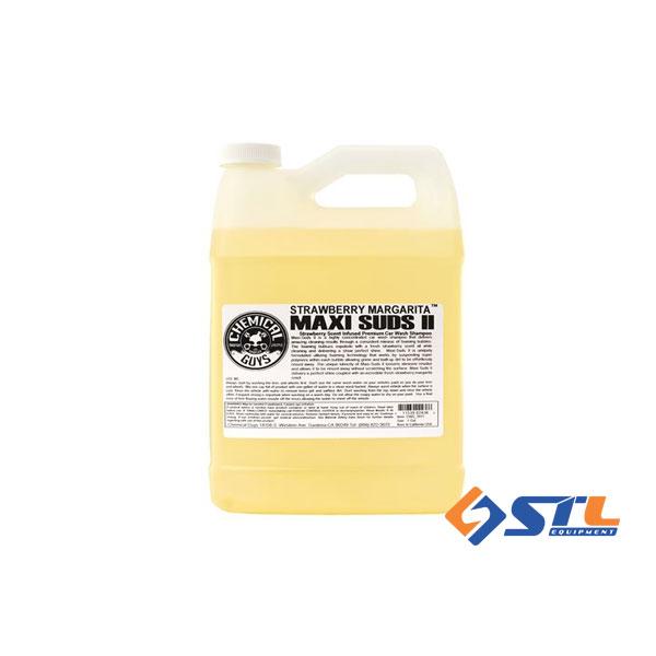 nuoc rua xe bot tuyet chemical guys maxi suds ii super suds