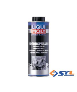 suc rua dong co liqui moly pro line engine flush 250ml