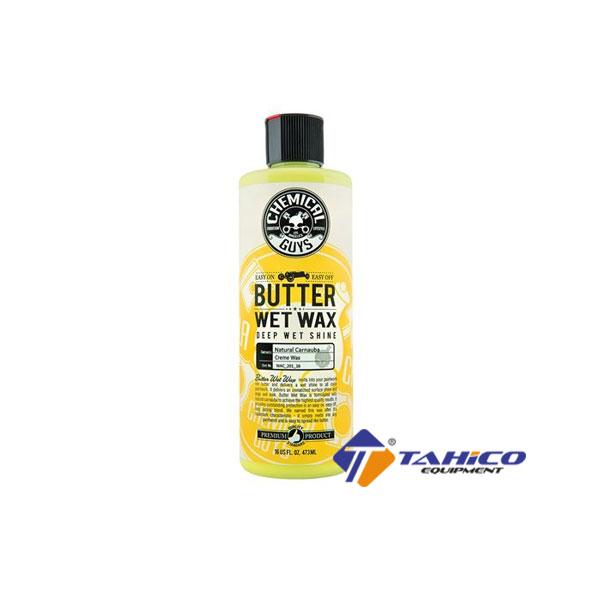 chai chemical guys butter wer wax deep wet shine 473ml