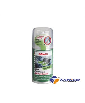 chai khu mui may lanh o to sonax car a c cleaner 100ml 323100