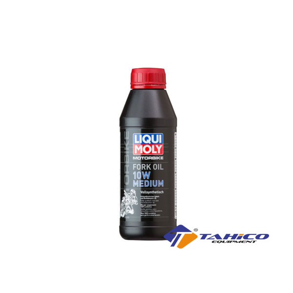 chai liqui moly motorbike fork oil 10w medium 1506 500ml