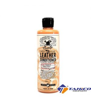 chai phuc hoi da chemical guys leather conditioner 473ml