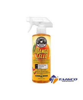 chai xit chemical guys air22604 mangocello premium air freshener odor eliminator 16oz