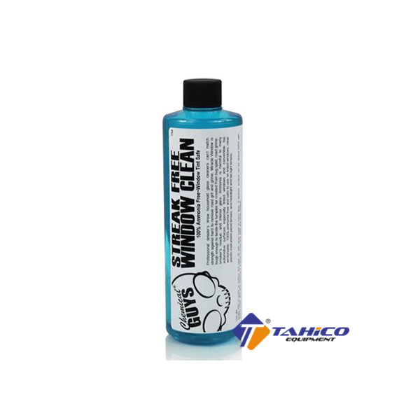 dung dich ve sinh kinh chemical guys window clean 16oz