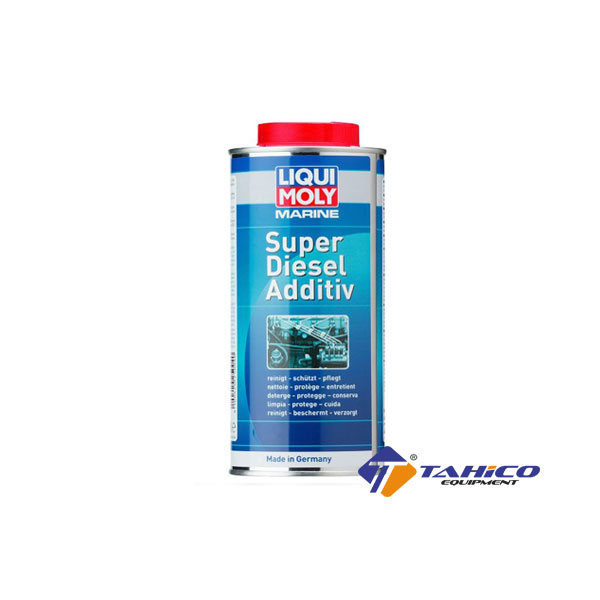 phu gia liqui moly marine super diesel additive 1l