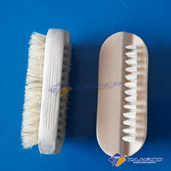 Bàn chải vệ sinh nội thất lông ngựa - 1