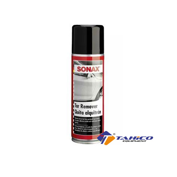 dung dich tay nhua duong sonax tar remover 300ml