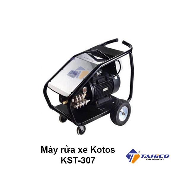 MÁY RỬA XE CAO ÁP KOTOS KST-307