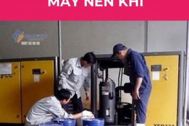 Hướng dẫn cách thay dầu máy nén khí